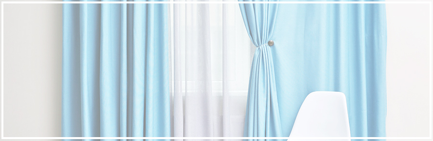 Fabrics for curtains and decor